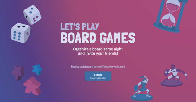 Let's Play Board Games image